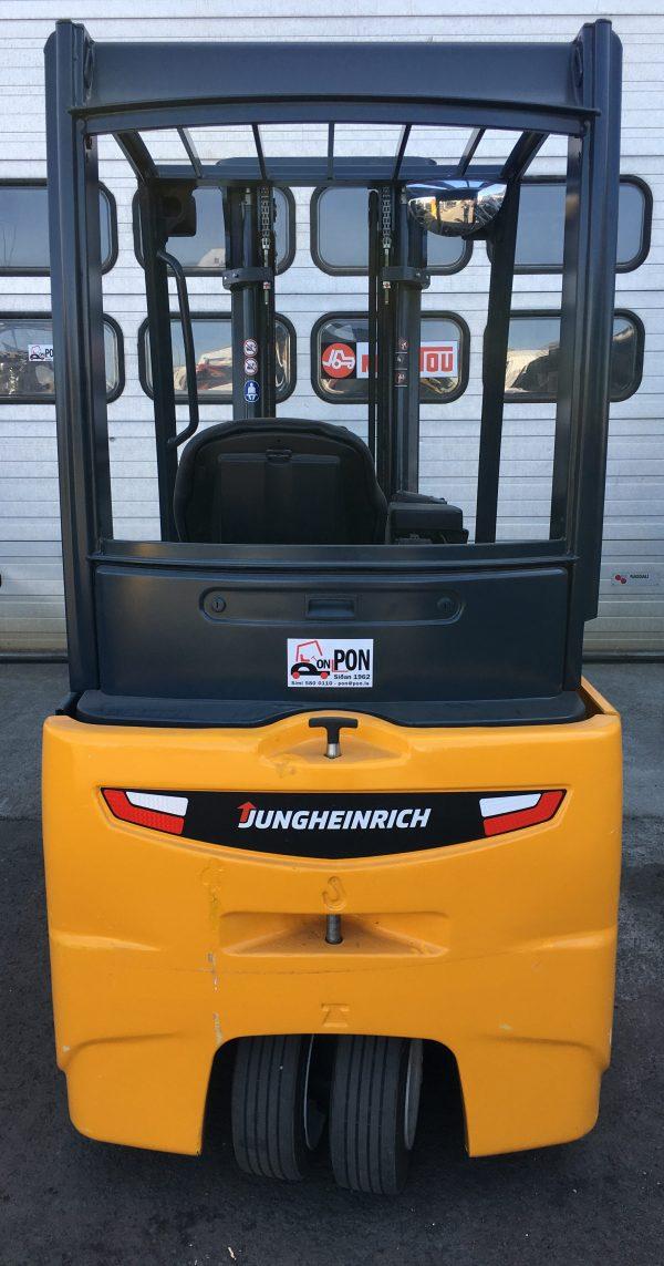 Jungheinrich EFG 216 rafmagnslyftari