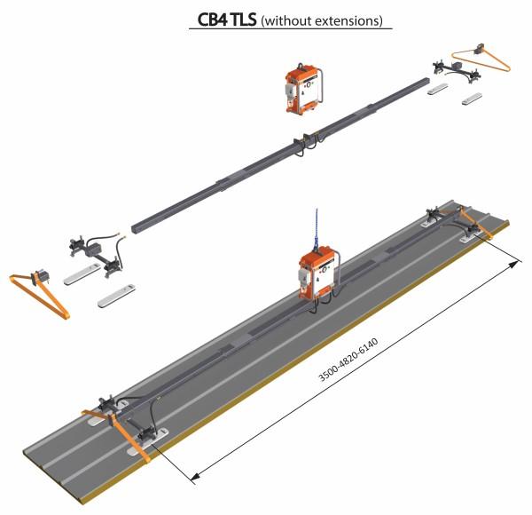 Viavac CB4-TLS2